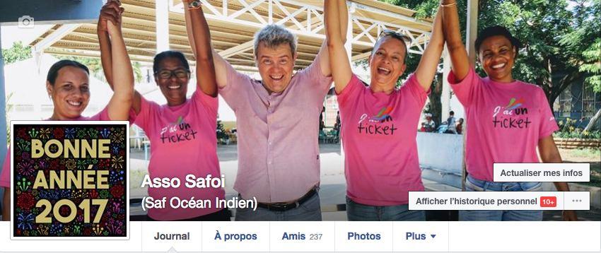 Asso SAFOi Facebook