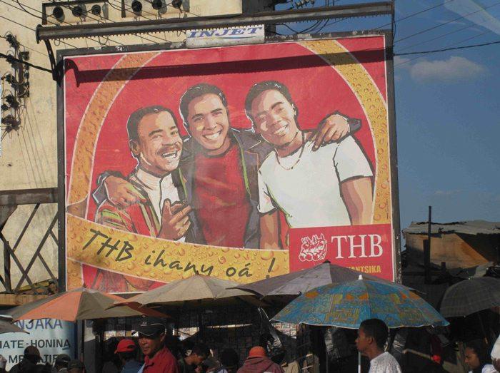 THB artistes