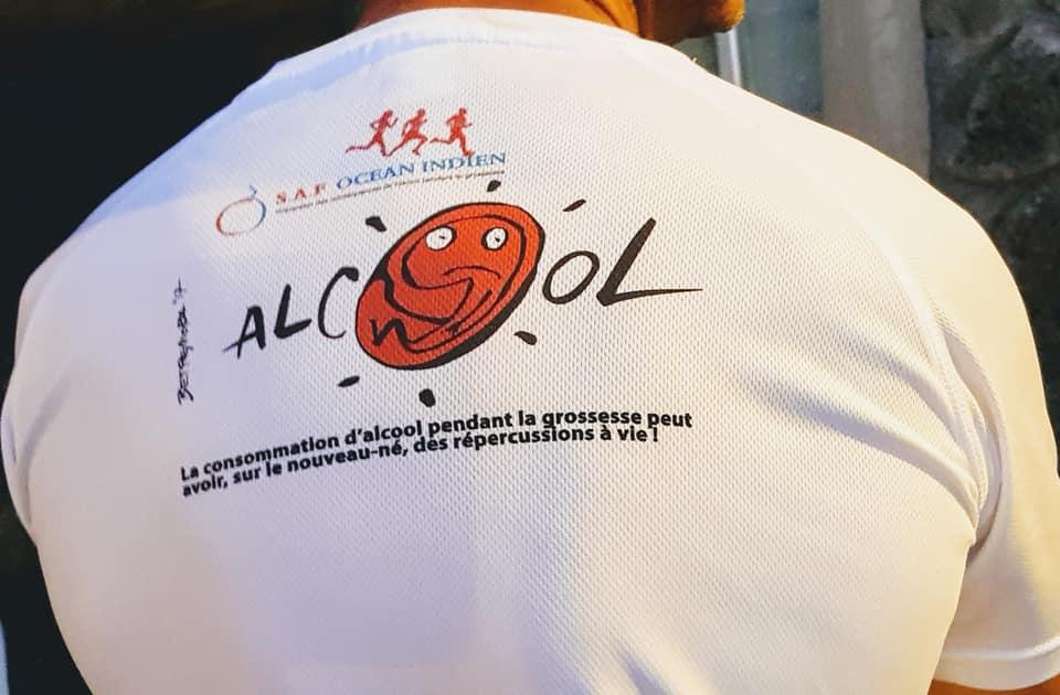 T-Shirt Pour la prévention d'alcool